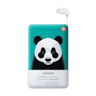 Powerbank Animal Original Samsung - Giant Panda [11.300mAh]