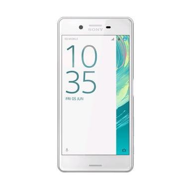 SONY Xperia X Performance Smartphone - White [64GB/3 GB/Dual SIM]