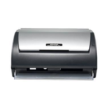 Plustek ADF PS286 Plus Otomatis Scanner [Folio/F4/27 Lembar per Menit]