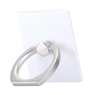iRing Universal Mobile Phone Ring Stand + Hanging Ring - Putih