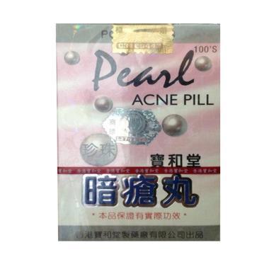 Pearl Acne Obat Herbal Penghilang Jerawat Alami