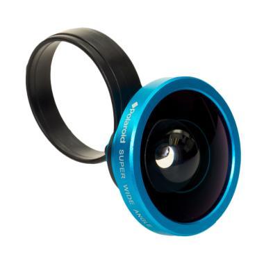 Polaroid 0.4x Super Wide Angle Lens Lensa Smartphone - Biru