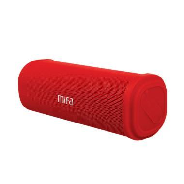 Xiaomi MiFa F5 Bluetooh Portable Speaker with Micro SD - Merah