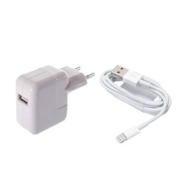 Apple Charger Original for iPad 4/i ... Mini/iPad Mini 2  - White