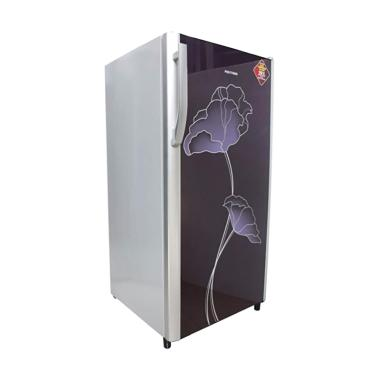 POLYTRON PRO16BGVN One Door Refrigerator - Violet [160 L]