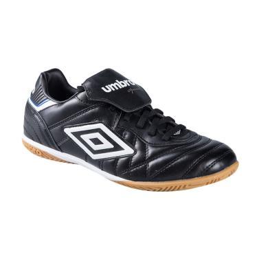 Umbro Speciali Eternal Premier Ic 81220U-DJU Sepatu Futsal - Black