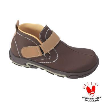 Catenzo Junior CJR CHN 003 Sepatu Boots Anak Laki - Laki