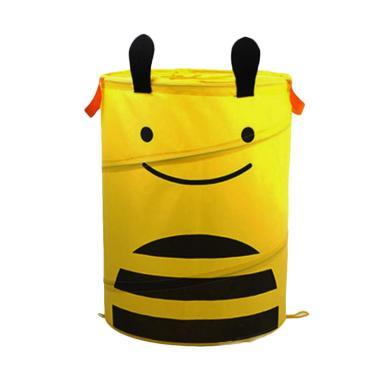 HomeStuff Laundry Bag Karakter Keranjang Pakaian - Yellow