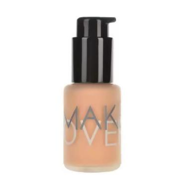 Make Over Ultra Cover Liquid Matt Foundation - 02 Pink Shade