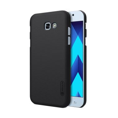 Nillkin Frosted Hardcase Casing for Samsung Galaxy A5 2017 - Hitam