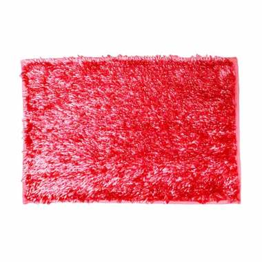 Ellenov Microfiber Metalic Anti Slip Keset Cendol - Pink Tua