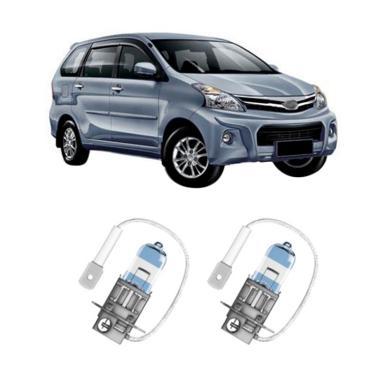 Osram H3 Fog Lamp Lampu Mobil For Daihatsu Xenia [12 V/55 W] NBU-H3 64151NBU