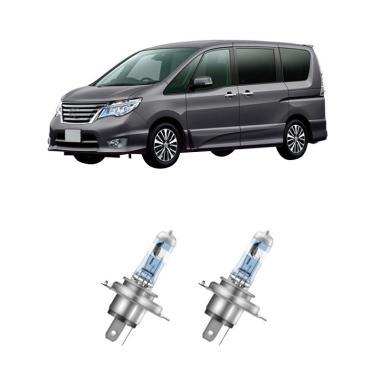 Osram H4 Low Beam Lampu Mobil For Nissan Serena [12V/55W] NBU-H4 64193NBU