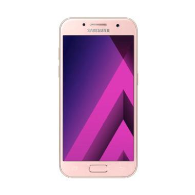 Samsung Galaxy A5 2017 SM-A520 Smar ... 32 GB/3 GB/Garansi Resmi]