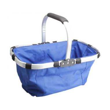 Universal Portable Shopping Bag Keranjang Belanja Lipat