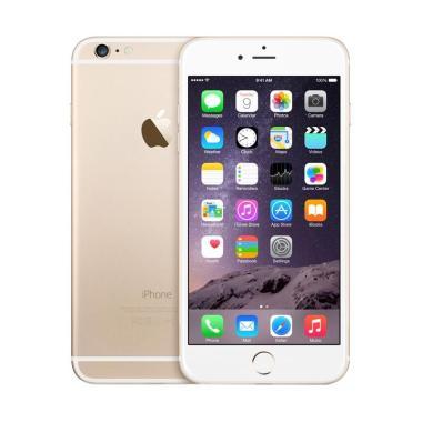 Jual Apple iPhone 6 Plus 16 GB Smartphone - Gold [Garansi Internasional] Harga Rp 7089000. Beli Sekarang dan Dapatkan Diskonnya.