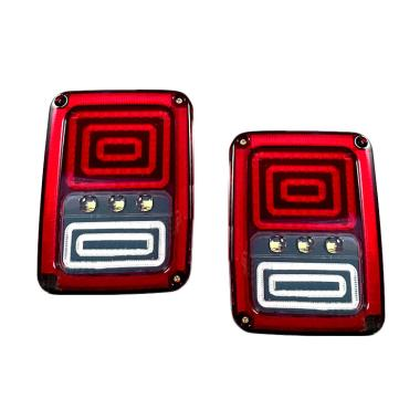 Depo Stop Lamp Mobil for Jeep Wrangler Hot Product New Design