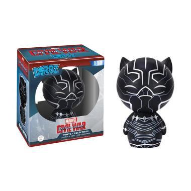 Funko Dorbz 7733 Captain America Civil War Black Panther Vinyl Figure