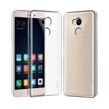 OEM Ultrathin Jelly Softcase Casing for Xiaomi Redmi 4 Pro - Clear