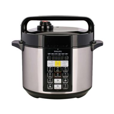 Philips HD-2136-65 Viva Collection Electronic Pressure Cooker