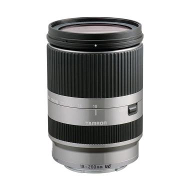 Tamron Lens 18-200mm Di III VC F/3.5-6.3 E Mount For Sony - Silver