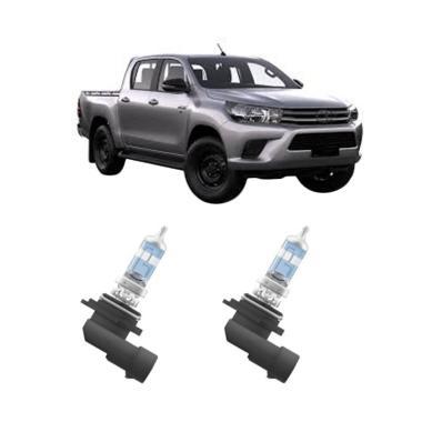 Osram NBU-HB4 Fog Lamp 9006NBU Lampu For Mobil Toyota Hilux [12V 55V]