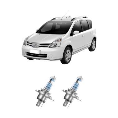 Osram H4 Low Beam Lampu Mobil For Nissan Livina [12V/55W] NBU-H4 64193NBU