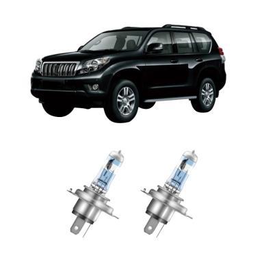 Osram H4 Low Beam Lampu Mobil For Toyota Prado [12 V/55 W] NBU-H4 64193NBU