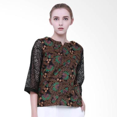 Model Baju Batik  Etnik Wanita Branded  Koleksi Terlengkap