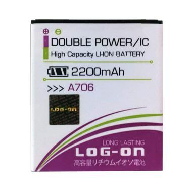 Log On Battery Double Power for Len ... 0 mAh/IC/Garansi 6 Bulan]