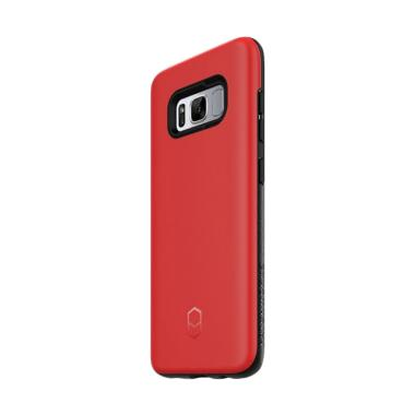 Patchworks ITG Level Casing for Samsung Galaxy S8 - Red
