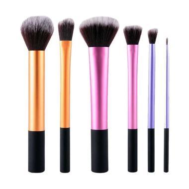 Real Techniques Sam's Picks Makeup Brush [6pcs]