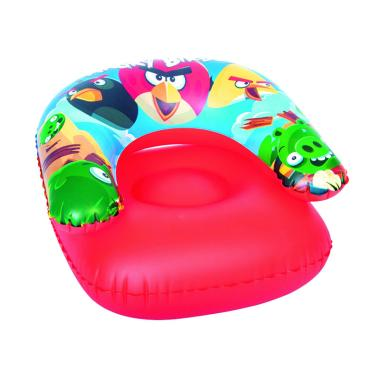 Bestway 96106 Inflatable Kids Chair Angry Birds Kursi Angin Anak