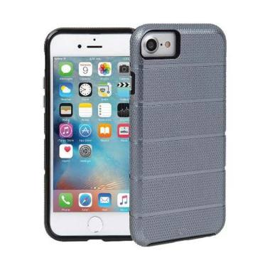 Casemate Original Tough Mag Casing for iPhone 7 - Space Grey Black