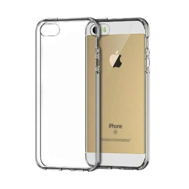 Wanky Anti Crack Shock Proof Softcase Casing for Iphone 5/5S/5SE
