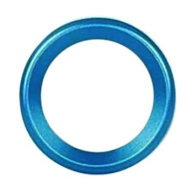 VR Metal Lens Protector Ring Camera ... iPhone 6G 4.7 Inch - Blue