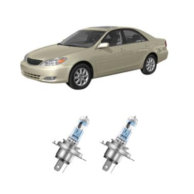 Osram H4 Low Beam Lampu Mobil For Toyota Camry [12 V/55 W] NBU-H4 64193NBU