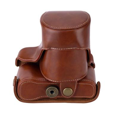 VR Tas Kamera with Shoulder Strap f ... / XM1 / XA1 / XA2 - Brown