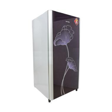 POLYTRON PRO18AGVIN One Door Refrigerator - Violet [180 L]