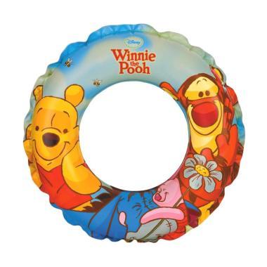 Chanel7 Swim Ring Winnie The Pooh Pelampung Renang Anak [51cm] - Intex