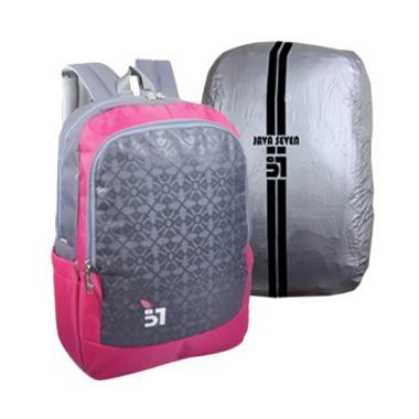 JAVA SEVEN AHD 704 Raincoat Gavenia Backpack - Multicolor
