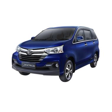 Daihatsu Great New Xenia X 1.3 Deluxe Mobil - Nebula Blue Metallic