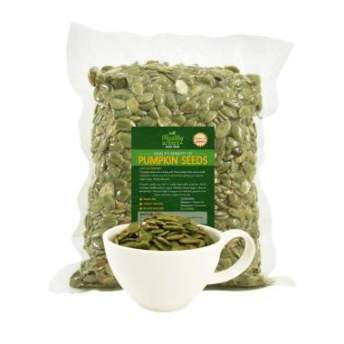 Healthycornersby Organic Pumpkin Seed Biji Labu Makanan Sehat [250 g]