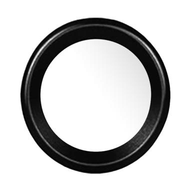 QCF Metal Lens Protector Ring Camer ... Phone 6G 4.7 Inch - Hitam