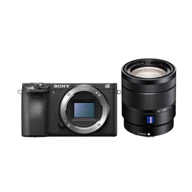 SONY Alpha A6500 Body Only with E 16-70mm F4 ZA OSS Kamera Mirrorless