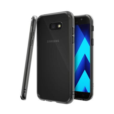 Rearth Ringke Fusion Casing for Samsung Galaxy A5 2017 - Side Smoke