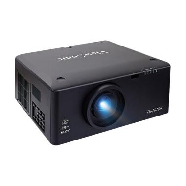 Viewsonic PRO10100 Projector - Blac ... 768/6000ANSI LUMENS/HDMI]