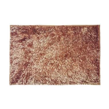 Ellenov Microfiber Cendol Anti Slip Keset - Metalic Gold