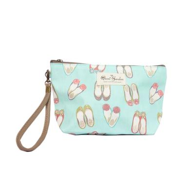 Qzcai Gardon MSL 006 Shoes Dompet Cosmetic - Green