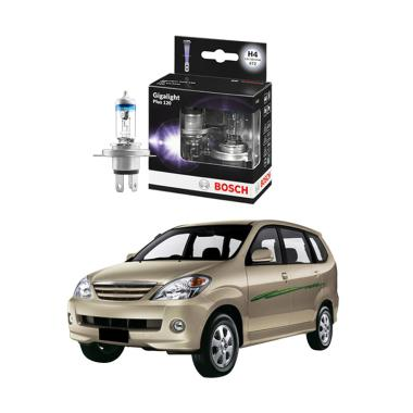 Bosch H4 Gigalight 1987301106 Bohlam Lampu Mobil Untuk Avanza 1.3 Non VVTI 2004-2006